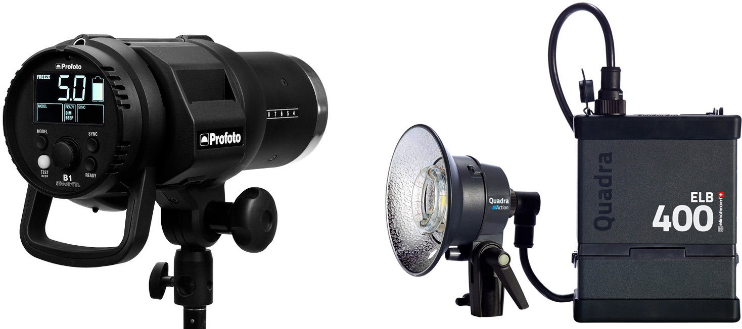 Updated May 16, 2015: See the end of this blog post for an update on the  Profoto B1. I recently got a chance to see the B1s in action using High  Speed ...